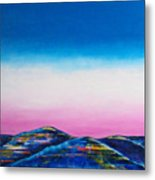 Clear Day Metal Print by Rollin Kocsis