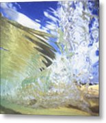Clear Water Metal Print by Vince Cavataio - Printscapes