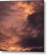 Clouds Metal Print by Clayton Bruster
