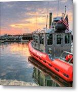 Coast Guard Anacostia Bolling Metal Print by JC Findley