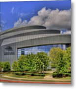 Cobb Energy Center Metal Print by Corky Willis Atlanta Photography