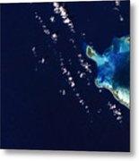 Cocos Islands Metal Print by Adam Romanowicz