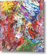 Color Of Life Metal Print by Ramel Jasir