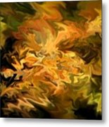 Color Storm Metal Print by Tom Romeo