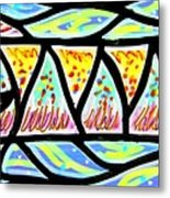 Colorful Longfish Metal Print by Jim Harris