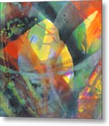 Connections Metal Print by Lucy Arnold