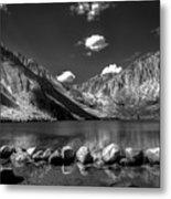 Convict Lake Near Mammoth Lakes California Metal Print by Scott McGuire