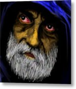 Could You Please Help Metal Print by JohnD Smith