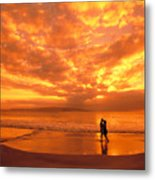 Couples Vacation Metal Print by Dave Fleetham - Printscapes