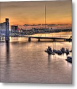Cowford Circa 2010 Metal Print by William Jones