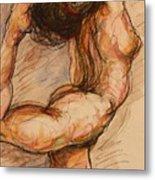 Dance After Rodin Metal Print by Dan Earle