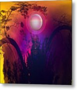 Dawn In A New Era Metal Print by Andrea Lawrence