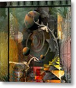 Deep Soul Journey Metal Print by Mimulux patricia no