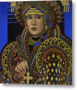 Desdemona Metal Print by Jane Whiting Chrzanoska