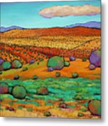 Desert Day Metal Print by Johnathan Harris