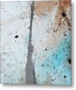 Desert Surroundings 3 By Madart Metal Print by Megan Duncanson