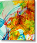 Do You See The Pretty Music Comming Out Of My Toes Metal Print by Michael Ledray