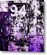Door 94 Perception Metal Print by Bob Orsillo