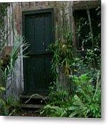 Door To The Past Metal Print by Ze DaLuz