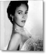 Dorothy Dandridge, No Date Metal Print by Everett