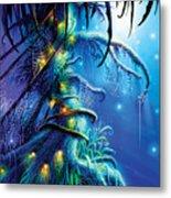 Dreaming Tree Metal Print by Philip Straub