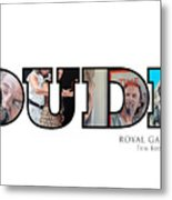 Dude Abides Metal Print by Tom Roderick
