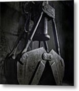 Earth Mover Metal Print by Dirk Ercken