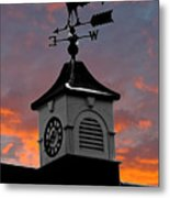East By South Metal Print by Brian Roscorla