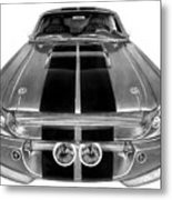 Eleanor Ford Mustang Metal Print by Peter Piatt