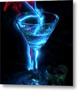 Elixir Of The Gods Metal Print by Barbara  White