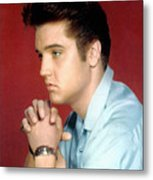 Elvis Presley, 1950s Metal Print by Everett
