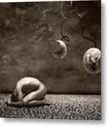 Emptiness Metal Print by Jacky Gerritsen