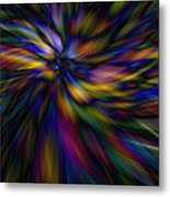 Essence Metal Print by Lauren Radke