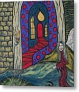 Eternal Peace And Happiness Metal Print by Deidre Firestone