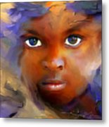 Every Child Metal Print by Bob Salo