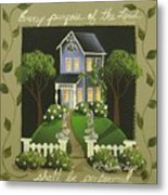 Every Purpose Of The Lord... Metal Print by Catherine Holman