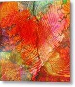 Exhilaration Metal Print by Barbara Berney