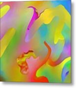 Exotic Creature Metal Print by Peter Shor