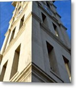Extreme Angles Metal Print by Corinne Rhode