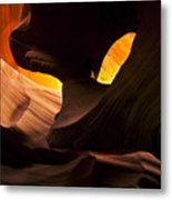 Eye Of The Needle Metal Print by Mike  Dawson