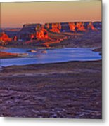 Fading Light Metal Print by Chad Dutson
