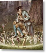 Fairy Dance Metal Print by William Holmes Sullivan