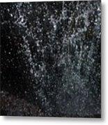 Falling Cavern Cascade Watkins Glen Metal Print by InTheSane DotCom