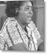 Fannie Lou Hamer 1917-1977 Metal Print by Everett