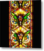 Feathered Folly Metal Print by Donna Blackhall