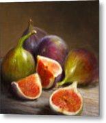 Figs Metal Print by Robert Papp