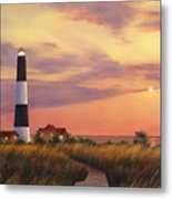 Fire Island Lighthouse Metal Print by Diane Romanello