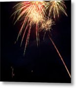 Fireworks 49 Metal Print by James BO  Insogna