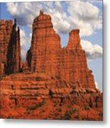 Fisher Towers Metal Print by Utah Images