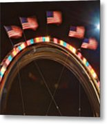 Five Flags Metal Print by James BO  Insogna